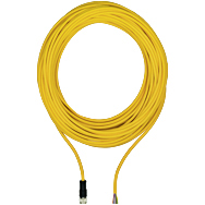 PSEN cable axial M12 8-pole 30m