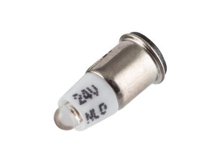 Rot-Gr/ün 24V AC//DC LED Signalleuchte mit Kabel 5 Stk